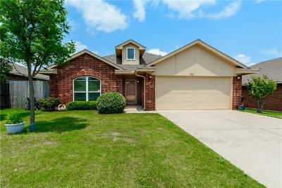 Norman Single Family Home For Sale: 213 Tecumseh Meadows Drive