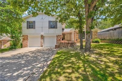 Midwest City Single Family Home For Sale: 216 Windover Cove