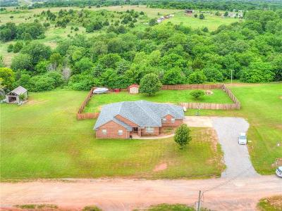 Blanchard Single Family Home For Sale: 3294 Rolling Hills Drive