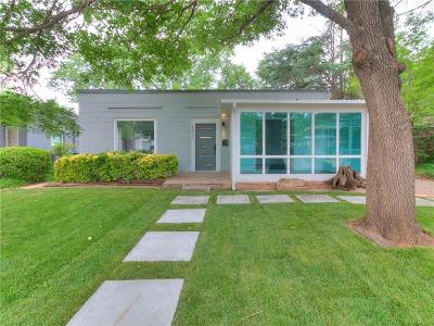 Oklahoma City Single Family Home For Sale: 5417 N Military Avenue