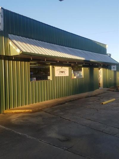 Commercial For Sale: 101 E Highway 9 Highway