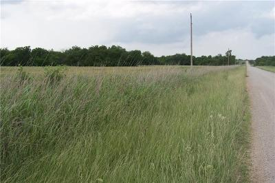 McClain County Residential Lots & Land For Sale: 21251 W 180th Highway