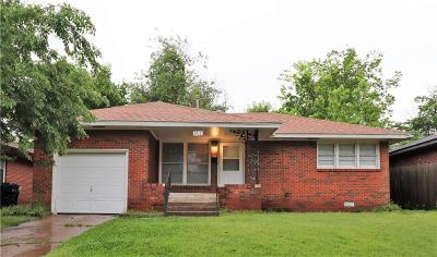 Oklahoma City Single Family Home For Sale: 3917 Cashion Place