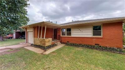 Oklahoma City Single Family Home For Sale: 1845 Corrine Drive