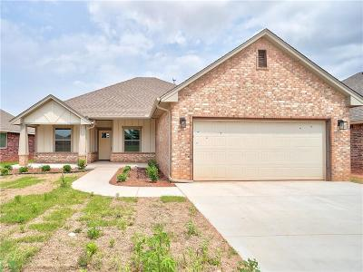 Oklahoma City Single Family Home For Sale: 3812 Brougham Way