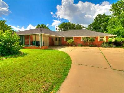 Oklahoma City Single Family Home For Sale: 2713 NW 55 Terrace