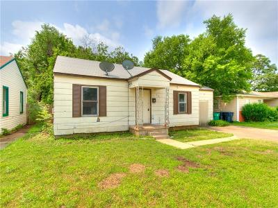 Oklahoma City Single Family Home For Sale: 1424 NW 92nd Street