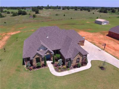 Blanchard Single Family Home For Sale: 281 Meadow Lark Lane