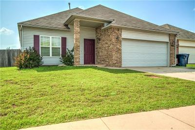 Oklahoma City Single Family Home For Sale: 7013 SE Old Glory Lane