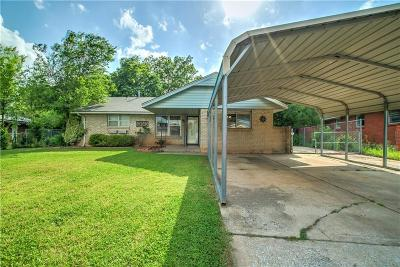 Moore Single Family Home For Sale: 133 S Dallas Avenue