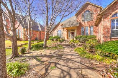 Edmond Single Family Home For Sale: 409 Autumnwood Court
