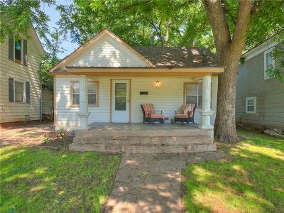 Guthrie Single Family Home For Sale: 522 N Broad Street