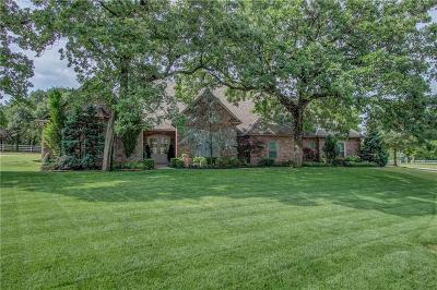 Edmond Single Family Home For Sale: 632 Citation Drive