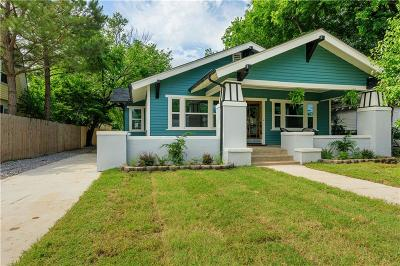 Oklahoma City Single Family Home For Sale: 1528 NW 29th Street