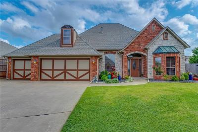 Oklahoma City Single Family Home For Sale: 3516 SW 123rd Place