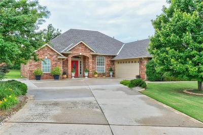 McClain County Single Family Home For Sale: 4265 Remington Place Road