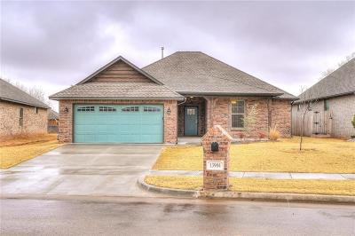 Yukon Single Family Home For Sale: 13904 Hutchinson Place