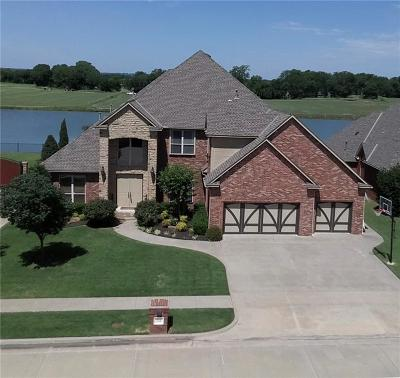 Norman Single Family Home For Sale: 712 Waterwood Drive