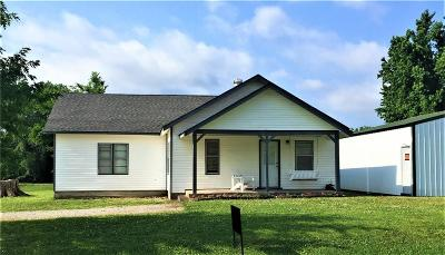 Lincoln County Single Family Home For Sale: 103 W 1st Street