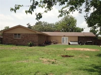Weatherford Single Family Home For Sale: 1601 E Davis Road