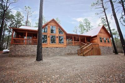 Broken Bow Single Family Home For Sale: 13 Pine Knot Trail