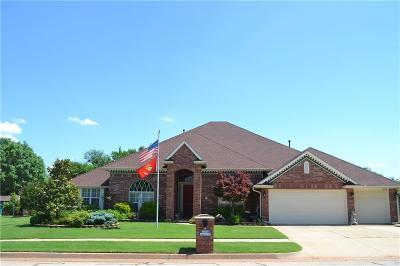 Oklahoma City Single Family Home For Sale: 12709 Park Hill Road