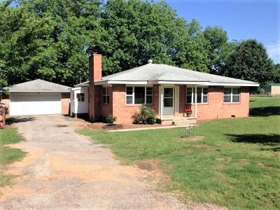 Choctaw Single Family Home For Sale: 2240 N Henney Road