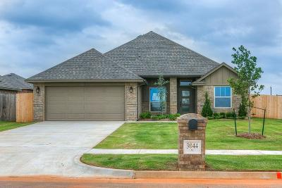Edmond Single Family Home For Sale: 3044 NW 184th Terrace