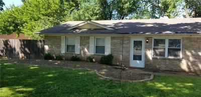 Tuttle Single Family Home For Sale: 413 Lynda Way