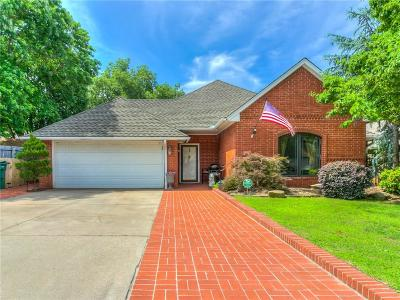 Edmond Single Family Home For Sale: 504 NW 166th Street