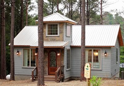 Broken Bow Single Family Home For Sale: 203 Greenbriar Trail