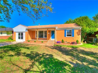 Oklahoma City Single Family Home For Sale: 1542 Reding Drive