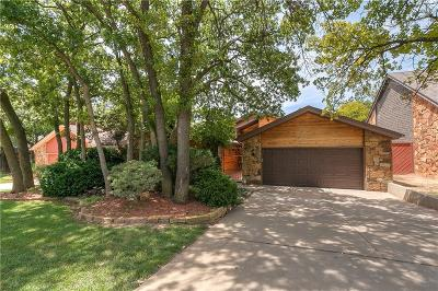 Oklahoma City Single Family Home For Sale: 13509 Vixen Lane