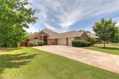 Edmond Single Family Home For Sale: 1708 Kamber Terrace