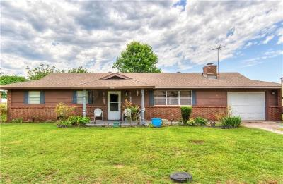 Single Family Home For Sale: 304 W Meek