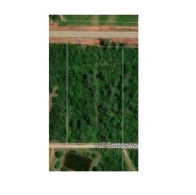Luther Residential Lots & Land For Sale: 1 Hwy.66 E. Of Harrah Road