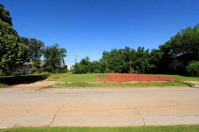 Oklahoma City Residential Lots & Land For Sale: 919 N Francis Avenue