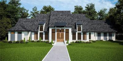 Single Family Home For Sale: 5908 Saint Pierre Terrace