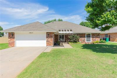 Oklahoma City Single Family Home For Sale: 10613 W Country Drive