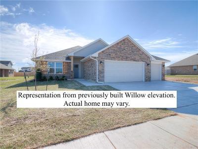 Yukon Single Family Home For Sale: 3508 Shutter Ridge Drive