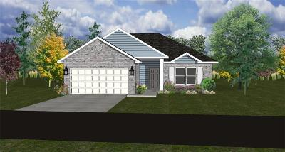 Yukon Single Family Home For Sale: 3520 Shutter Ridge Drive