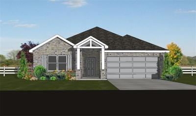 Yukon Single Family Home For Sale: 3509 Shutter Ridge Drive