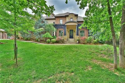 Arcadia Single Family Home For Sale: 3701 Shady Oaks Drive