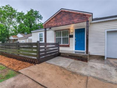 Oklahoma City Single Family Home For Sale: 9813 N McKinley Avenue