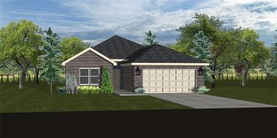Yukon Single Family Home For Sale: 8812 Yassir Boulevard