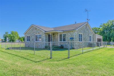 McLoud Single Family Home For Sale: 130 S 8th Street
