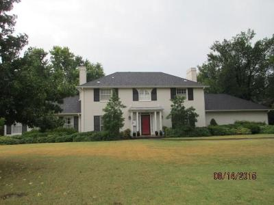 Nichols Hills Single Family Home For Sale: 1804 Devonshire Street