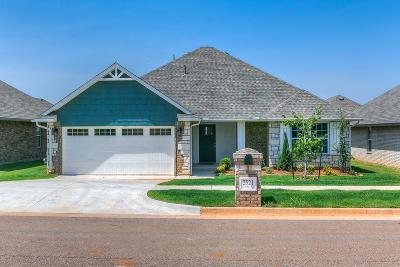 Edmond Single Family Home For Sale: 2521 NW 193rd Terrace