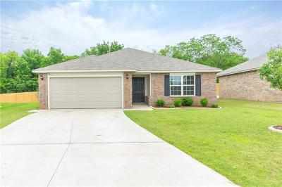 McClain County Single Family Home For Sale: 410 NE 17th Place