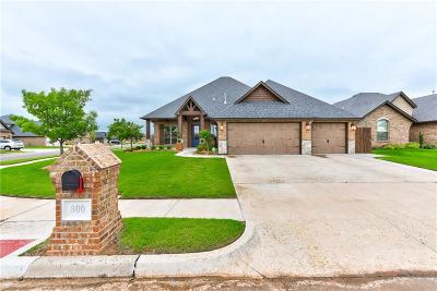 Oklahoma City Single Family Home For Sale: 300 SW 167 Street